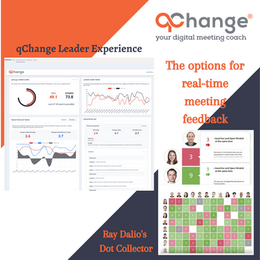 qChange and Ray Dalio's Dot Collector: A Comparison
