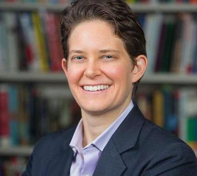 Full-Length Interview: Dorie Clark- Author, Marketing Leader, an apartment that overlooks a Trump Bu