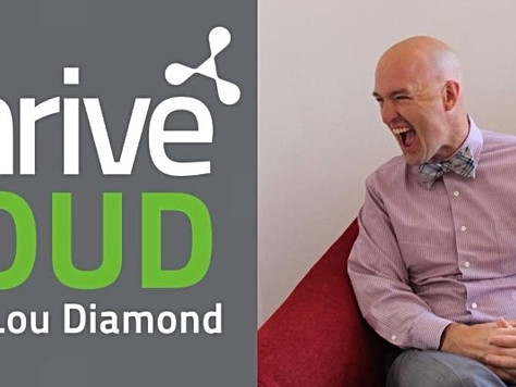 Guest on Thrive Loud with Lou Diamond