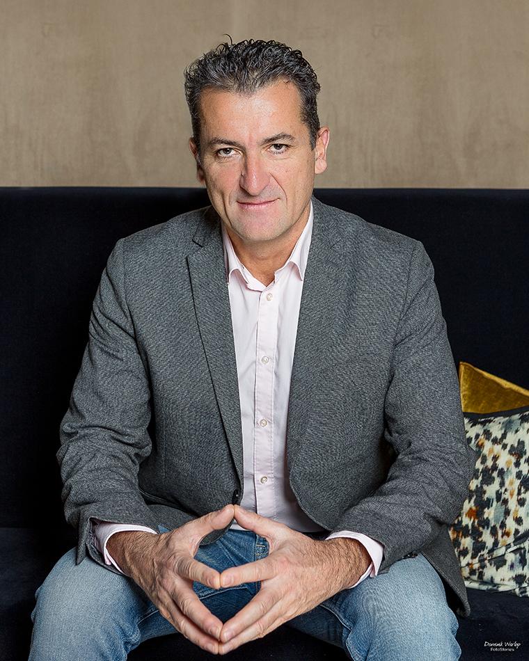 Antoine D. Directeur régional Covage