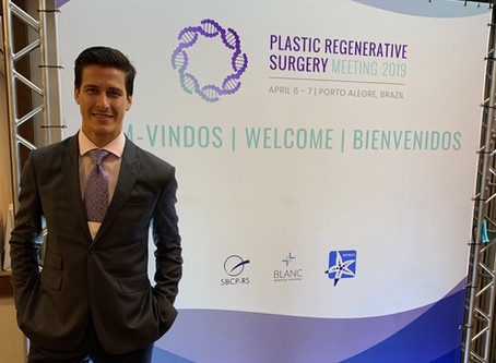 Dr Lucas participa do Plastic Regenerative Surgery Meeting 2019