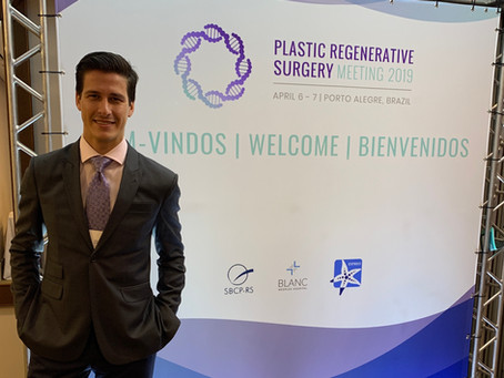 Dr Lucas participa do Plastic Regenerative Surgery Meeting 2019