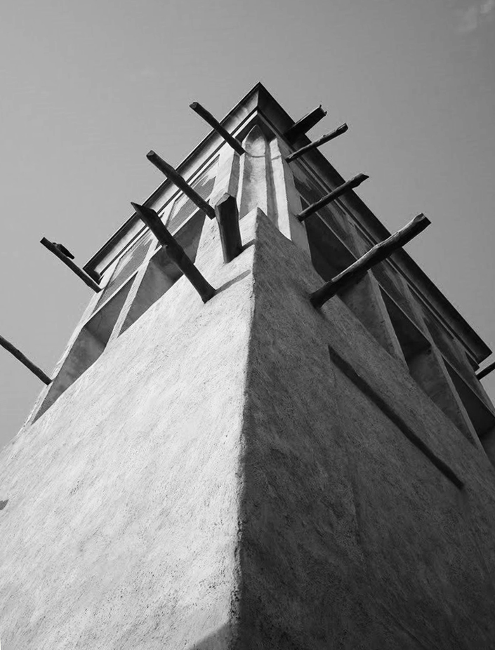 'Barjeel' / Wind Tower, Dubai