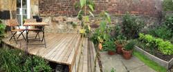 Our Garden Deck, Portobello