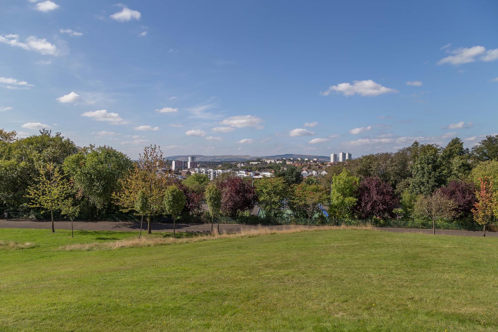 Ruchill Park, Glasgow