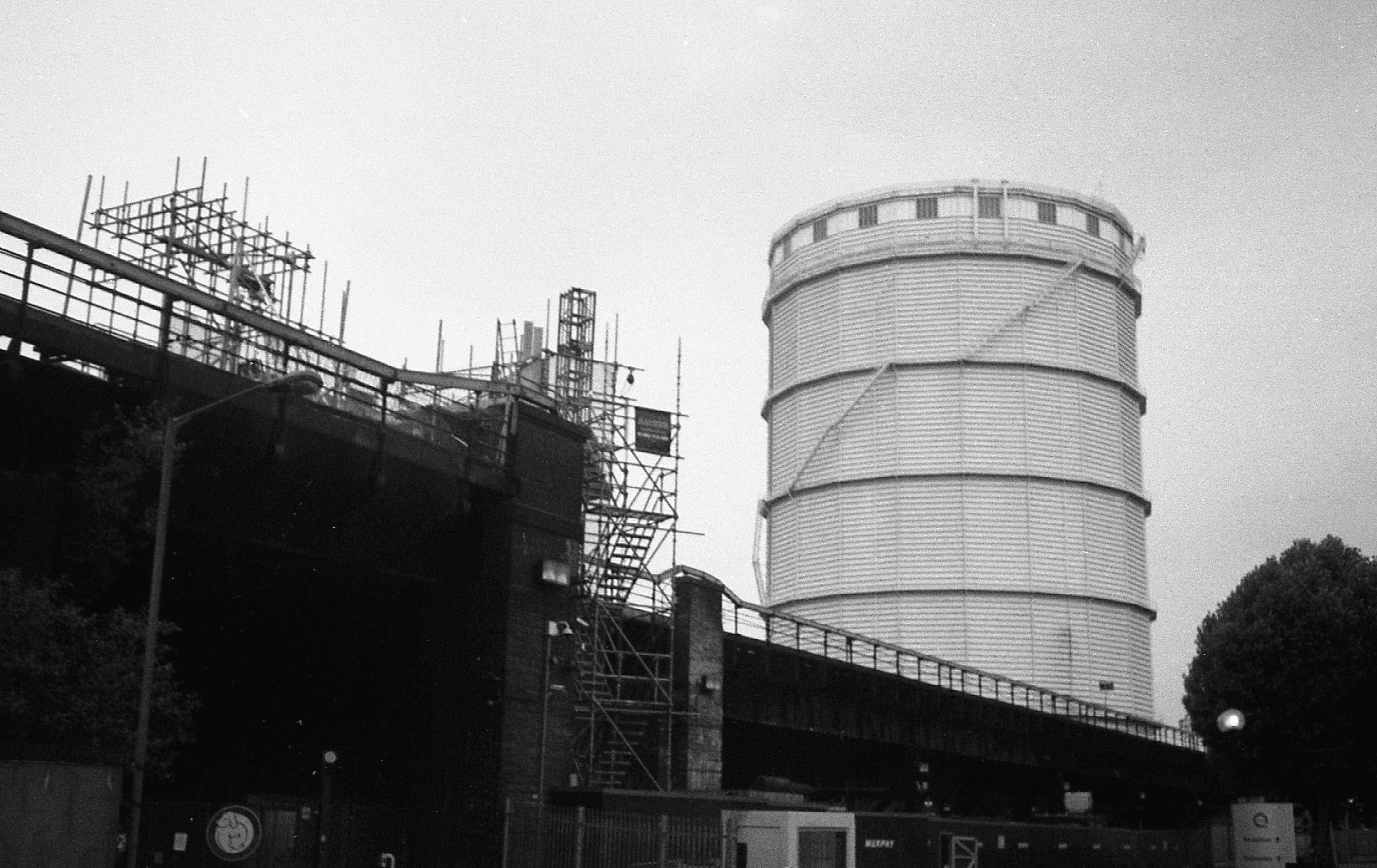 Battersea Gasholder