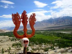 Thikse Monastry, Ladakh, India