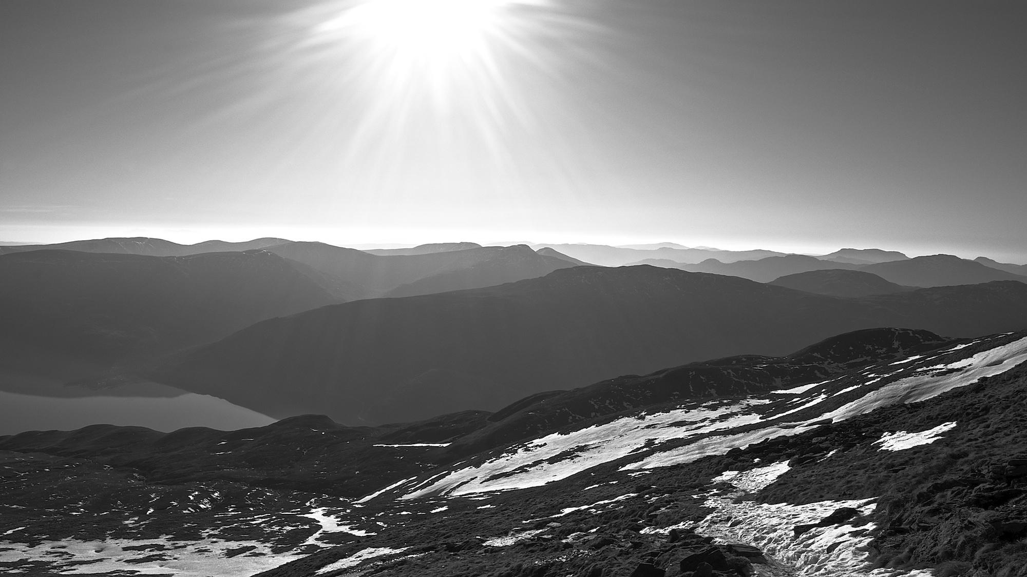 Ben Lomond, Scottish Highlands