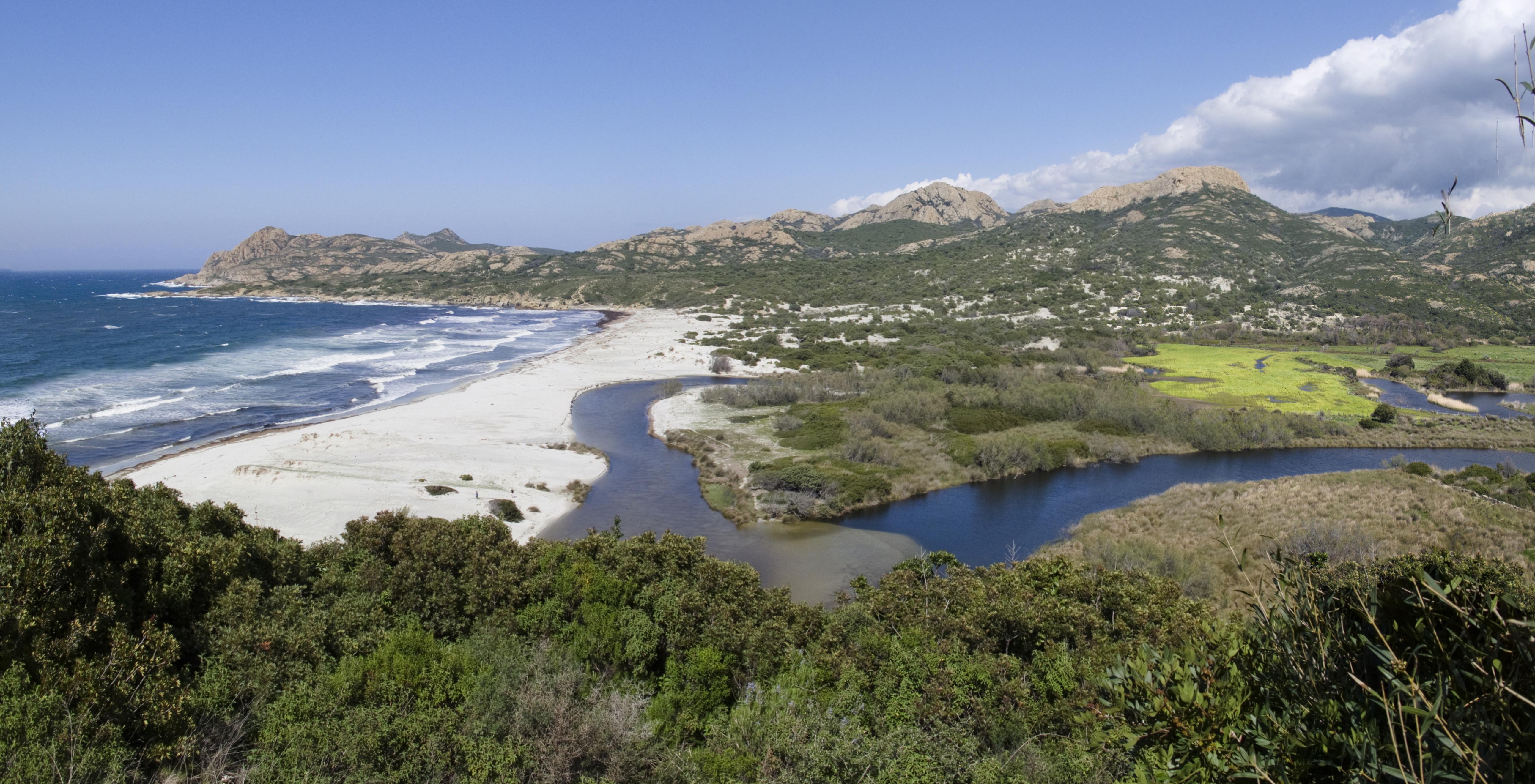 Northern Corsica - Chantal Lenthall