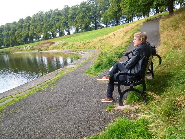 The Pond, Inverleith Park