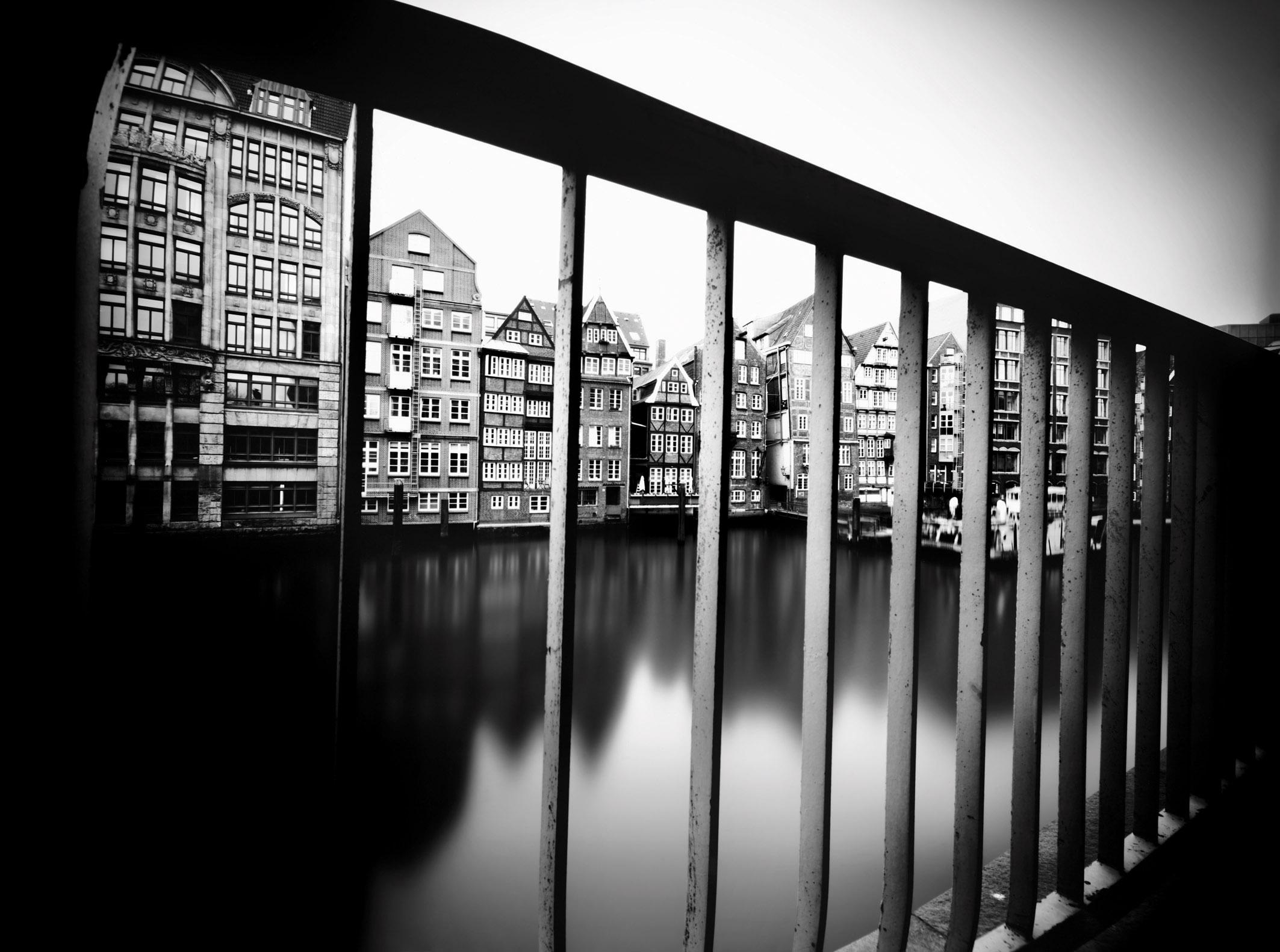 Hamburg By Pinhole
