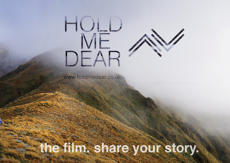 BE A PART OF THE HOLD ME DEAR FILM!