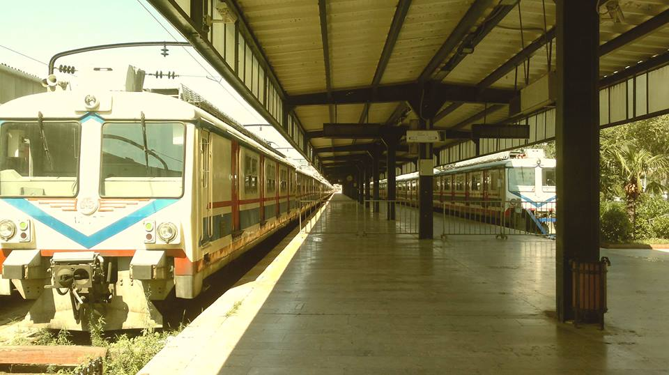 Haydarpaşa Railway Station