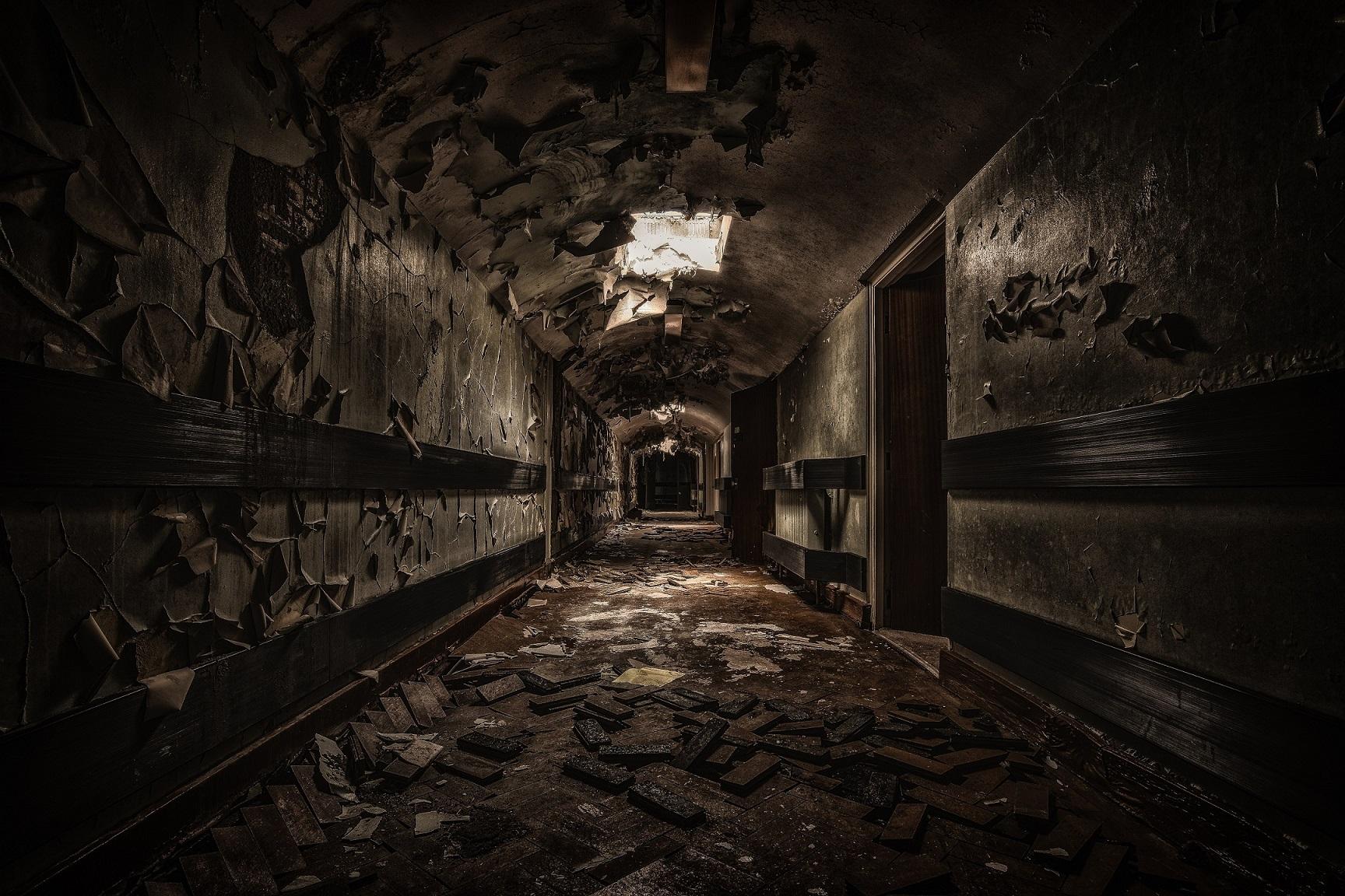 Asylum, England