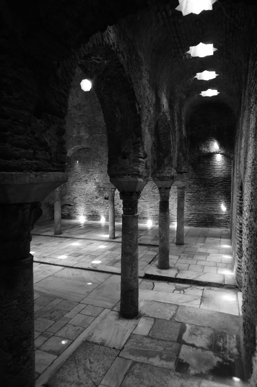 Islamic Baths, Granada