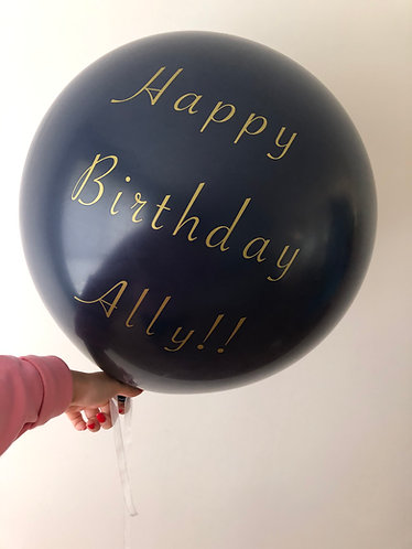Jumbo Personalised Balloon