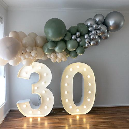 3M Balloon Garland