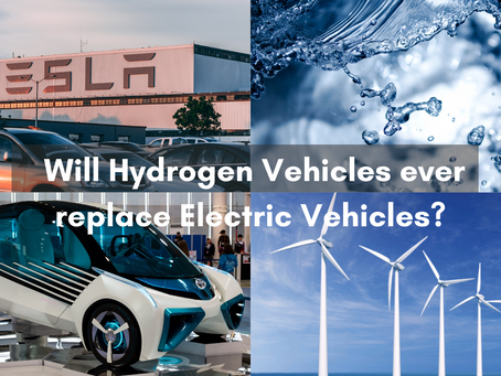 Will Hydrogen Vehicles ever replace Electric Vehicles?