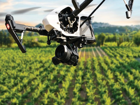 Agriculture Technology – Drone Industry Report