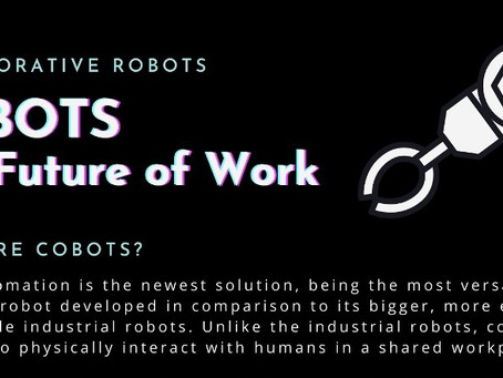 Cobots - The Future of Work