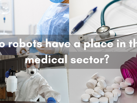 Do robots have a place in the medical sector?