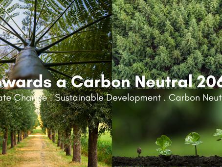 Towards a Carbon Neutral 2060