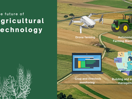 The Future of Agricultural Technology