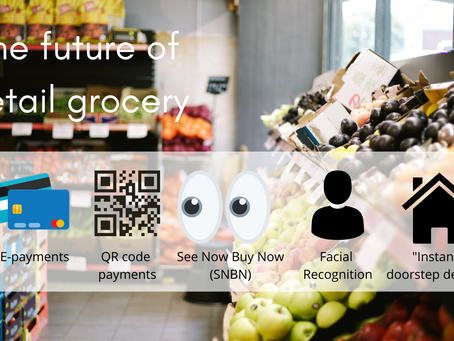 The future of retail grocery