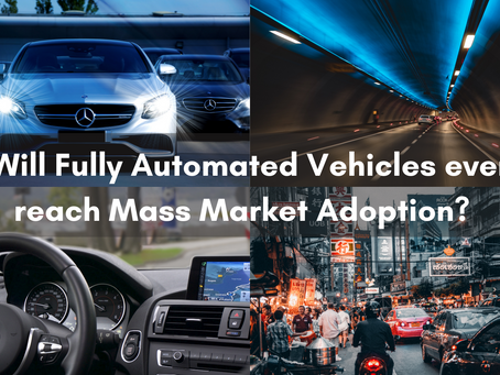 Will Fully Automated Vehicles ever reach Mass Market Adoption?