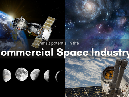 Potential of the Commercial Space Industry in China