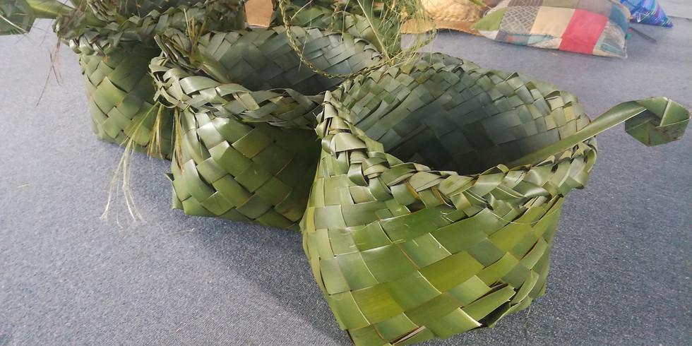 Harakeke Flax Weaving Workshop  Term Three