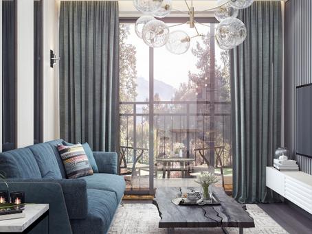 Luxury Curtain Panels: 4 Curtain Panels Ideas