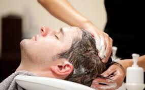 Men's Cut, Shampoo&Beard trim