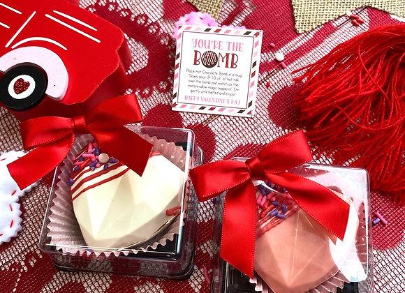 Heart Cocoa Bomb (SINGLE)