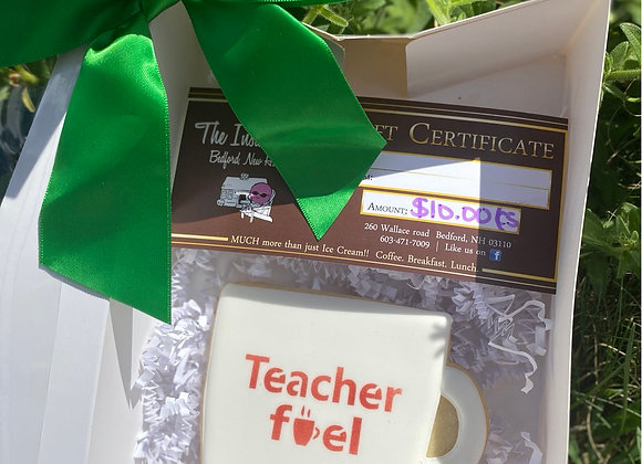 Coffee Card / Cookie Gift Box (Gift Card Included!)
