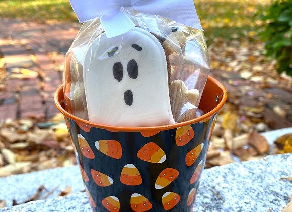 Spooky Mini Cookie Bucket