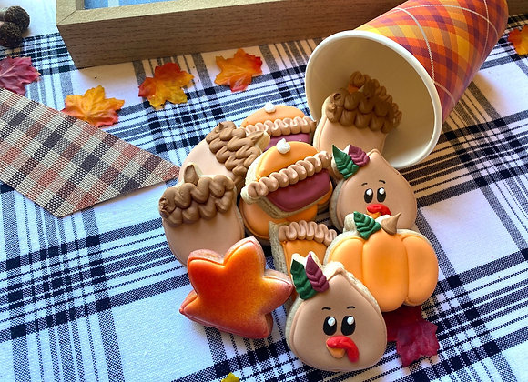 Gobble Bundle (Mini Cookies)