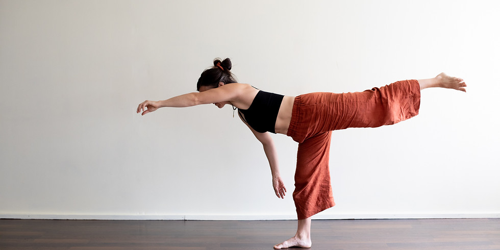 March Wednesday Morning Yoga