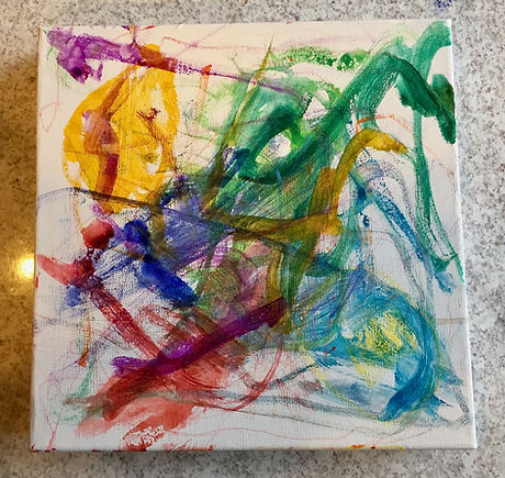 Children Expressive Art Therapy