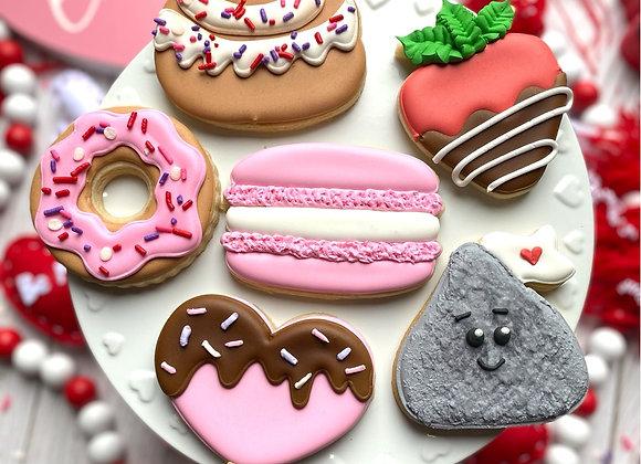 """Love is Sweet"" - Half Dozen"