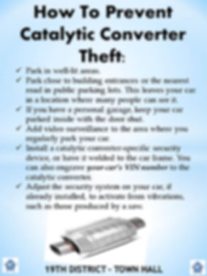 Catalytic Converter Theft Safety Tips.jp