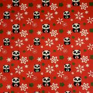 Datas Especiais - Natal - Panda _ Fundo
