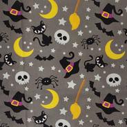 Datas Especiais - Halloween - Caveiras e