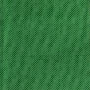 Poa - Verde Bandeira _ Bolinhas Verdes Escuras P