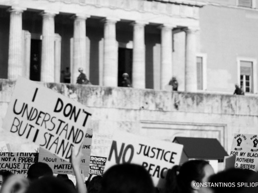 #ΡΕΠΟΡΤΑΖ.01: Black Lives Matter