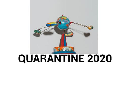 Quarantine 2020: Dimitris Tairis