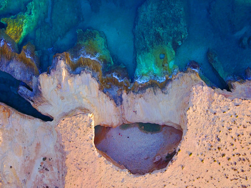 #newsflash | Κουφονήσια: Παραλία με ράμπα για ΑμεΑ!