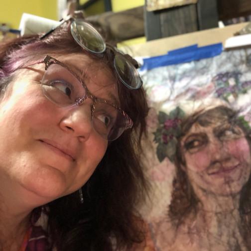 Self Portrait Archetypes - Birdi Sinclair Ar