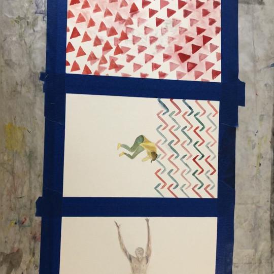 threemoreontheboard - Birdi Sinclair - Clair Arts.mov
