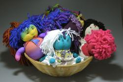 BasketofFriends- Birdi Sinclair - Clair Arts